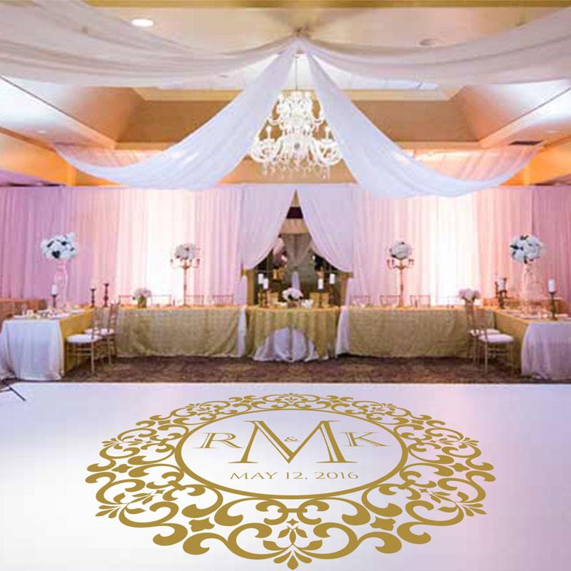 Floor Decor Coupons: Aliexpress.com : Buy Wedding Dancing Floor Decal, Custom