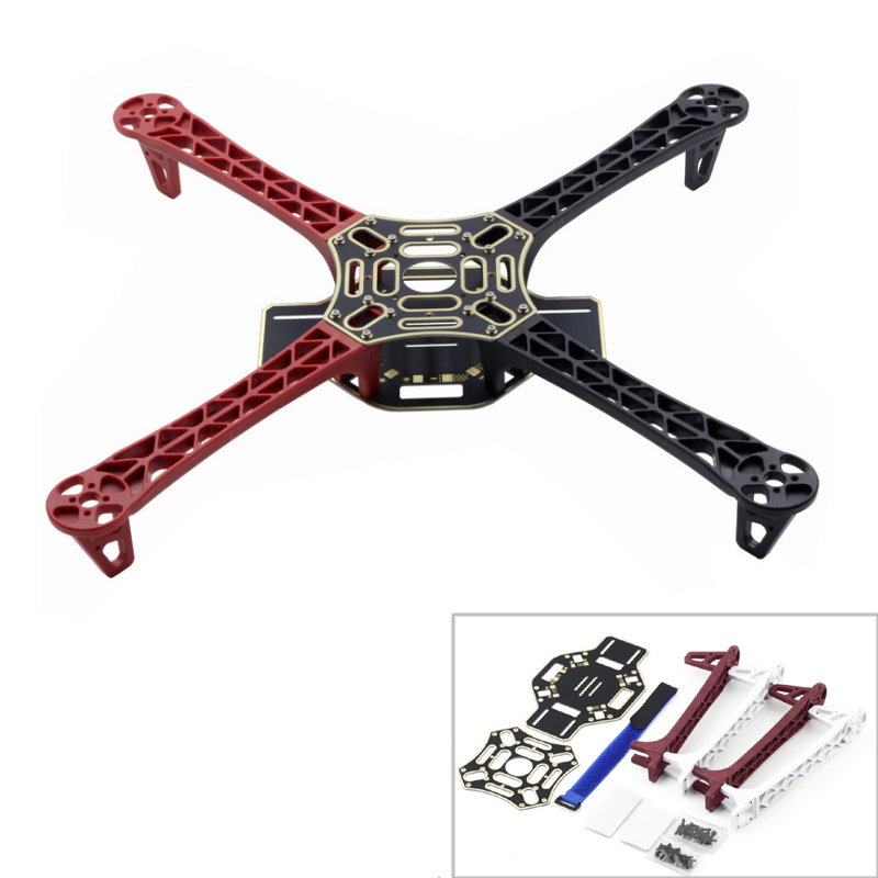 New F450 Multi-rotor Quad Copter Airframe Multicopter Frame For F450 Quadcopter Drone Wholesale