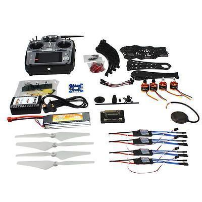 F14893-N Volledige Set DIY RC Drone Quadrocopter X4M380L Frame Kit APM2.8 GPS AT10 TX