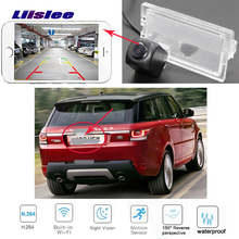 LiisLee wireless Rear View Camera For Land Rover Range Sport 2005~2012 Reverse Vision Parking wifi