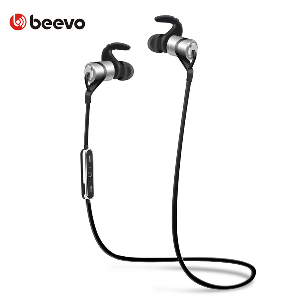 D9 Wireless Sports Bluetooth Earphone Anti-sweat Metal Headset Stereo Earbuds With Mic For iPhone Android Mobile Phone usb 3 1 type c usb male to female vga adapter cable connector converter 10gbps portable for macbook for smartphone