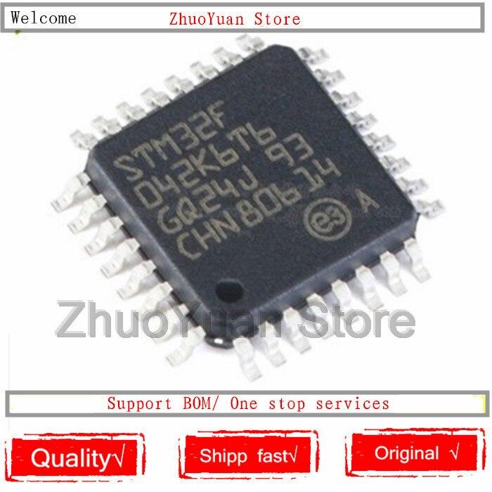 1pcs Original STM32F407VET6 chip microcontrollers 32-bit 512K LQFP-100