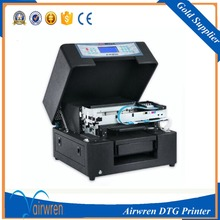 multi purpose t shirt printer direct to garment printing machine with CE approved