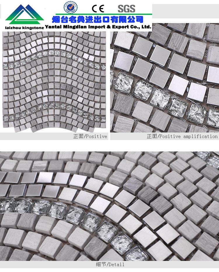 Broken Gl Mosaic Tile On Aliexpress Alibaba Group
