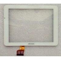 2pcs Lot Original White New 8 Inch Archos 80 Xenon Tablet Touch Screen Digitizer Panel Sensor