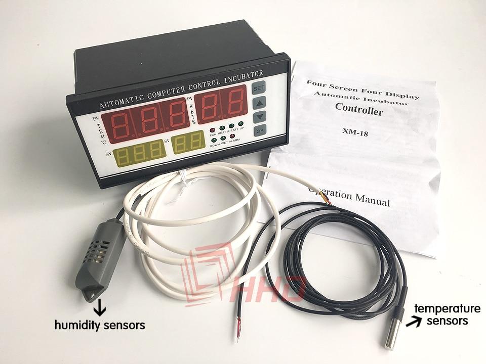контролер інкубатора