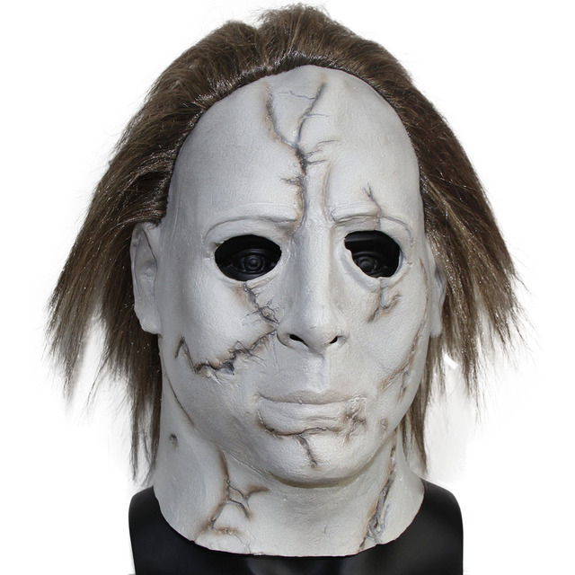 X Merry Toy Latex Mask Rob Zombie's Halloween Mask On Big Sale ...