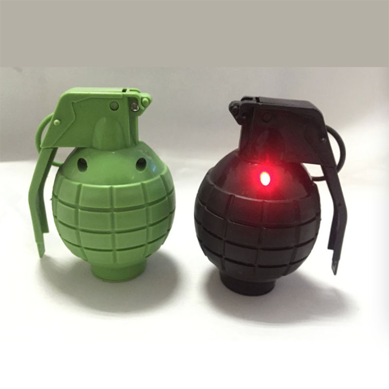 Jokes Gags Pranks Maker Outdoor Sports Sound And Light Simulation Hand Grenade Funny & Halloween Funny Army Soldiers Tricky Toy