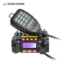 Zastone MP300 20W Car Walkie Talkie 10km Dual Band VHF UHF Mini Mobile Radio Transceiver CB