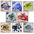 New Deals 1440pcs/pack SS20 Crystal With Glue On Flatback M-foild Non-hotfix Crystal Glass Rhinestone For Clothes