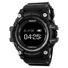 Smart Watch Waterproof IP68 Heart Rate Monitor Bluetooth 4.0 Outdoor Sport Clock For IOS Android EX16 Upgraded version