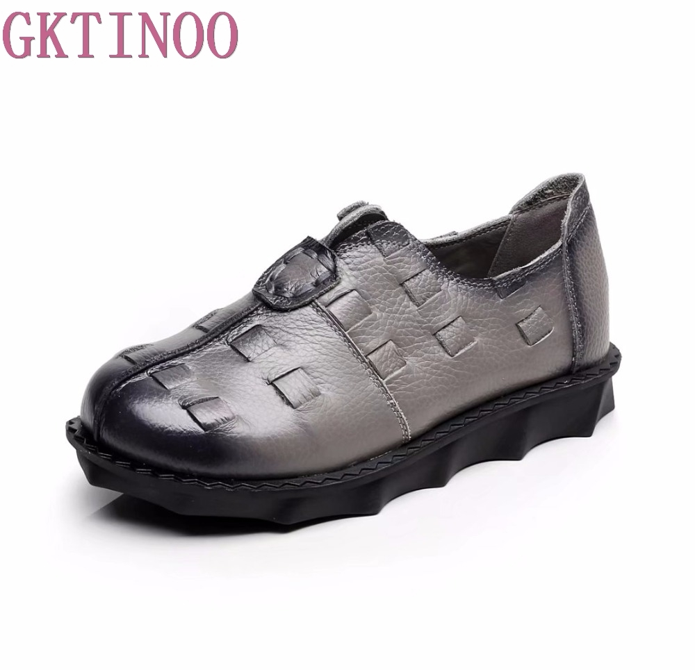 Women Flat Shoes Slip On Moccasins Mother Soft Genuine Leather Ladies Shoes Handmade Flats Casual Women Shoes hot sale mens italian style flat shoes genuine leather handmade men casual flats top quality oxford shoes men leather shoes