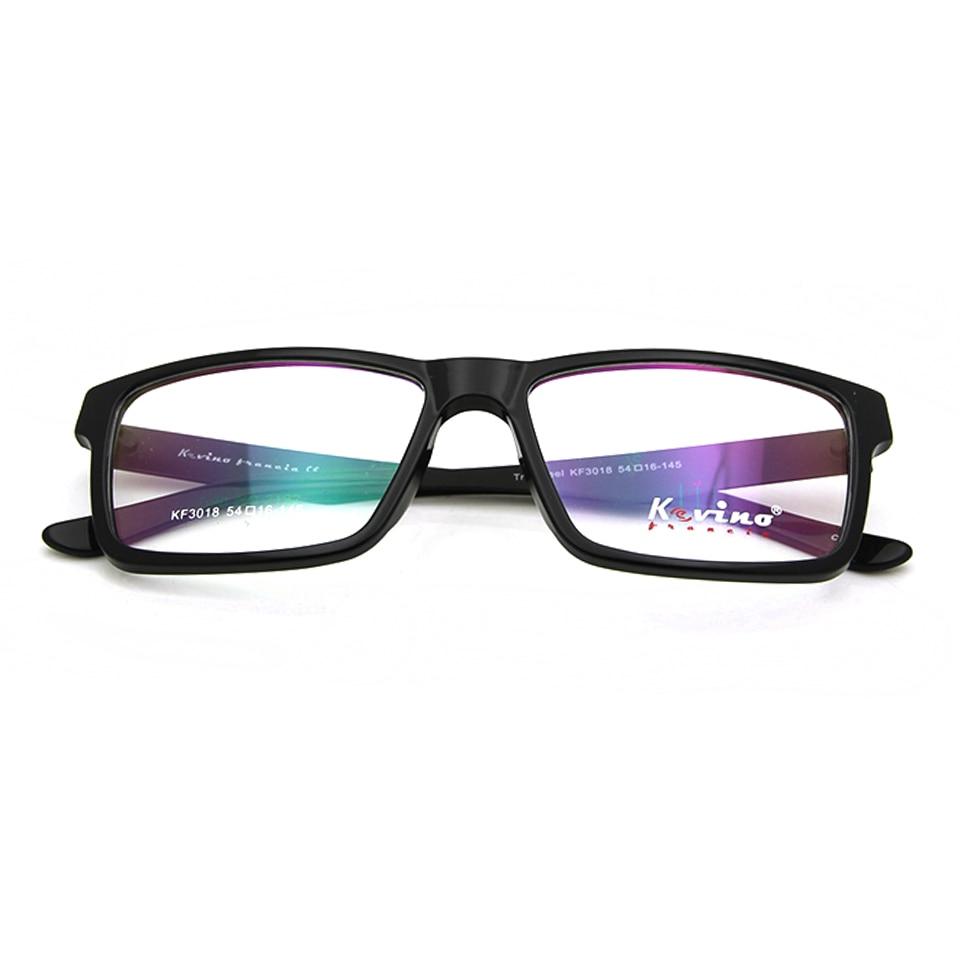 2019 Nieuwe TR90-brilmontuur Wit Zwart Dames Heren Vintage bril - Kledingaccessoires - Foto 5