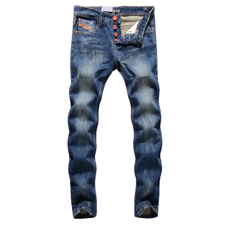 2017 High Quality Dsel Brand Men Jeans Fashion Designer Distressed Ripped Jeans Men Straight Fit Jeans Home,777-C 2017 new original high quality dsel brand men jeans straight fit distressed ripped jeans for men dsel brand jeans home 604 a