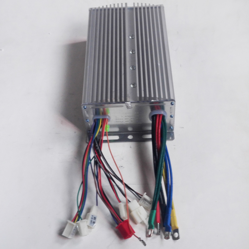 48V-60V 2200W Brushless Motor Controller BC636-22095 Controlador for Electric Tricycle Bike Scooter Unite Motor цены онлайн