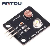 Analog Gray Sensor Line Finder Sensor Tracking Module Electronic Building block electronics(China)