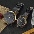 2016 New Geya Relogio Feminino Women Dress Watches Male Watches Men Luxury Brand Fashion Casual Lover couple Leather strap watch