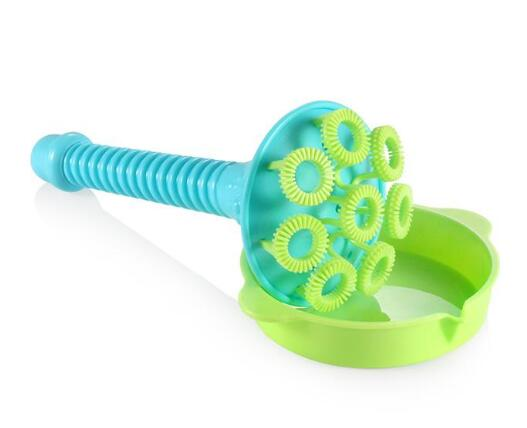 Bubble Gun Bubble Blower Bubble Machine Show Children Water Blowing Toy