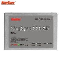 Kingspec 2.5 بوصة pata mlc 44pin ide ssd 16 جيجابايت ذاكرة فلاش تخزين الأقراص الصلبة ل laptop desktop hd القرص الصلب ide