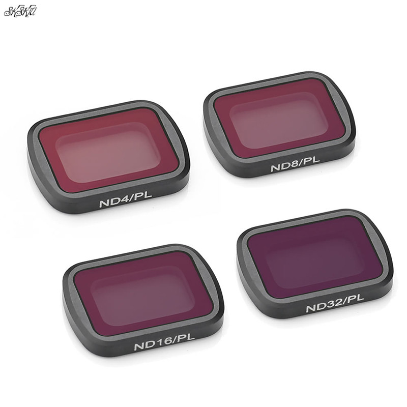 osmo Pocket lens Filters kit ND PL ND4 ND8 ND16 ND32 Filters For DJI osmo Pocket