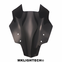 MKLIGHTECH FOR YAMAHA MT15 MT-15 MT 15 Motorcycle Windscreens Visor Viser Wind Deflectors Motorbike Windshield все цены