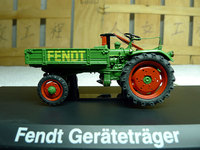 SCHUCO 1 43 Fendt Geratetrager Tractor Models Agricultural Vehicle Model Favorites Model