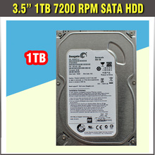 HDD 1TB SATA 3.5 (1000G) 7200RPM Hard Disk Drive for CCTV DVR or Computer PC with hight quality HDD