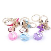 ISKYBOB  Hot Sweet Cute Candy Beads Macaron Cake Car Pendant Bag Accessories Bag Parts & Accessories