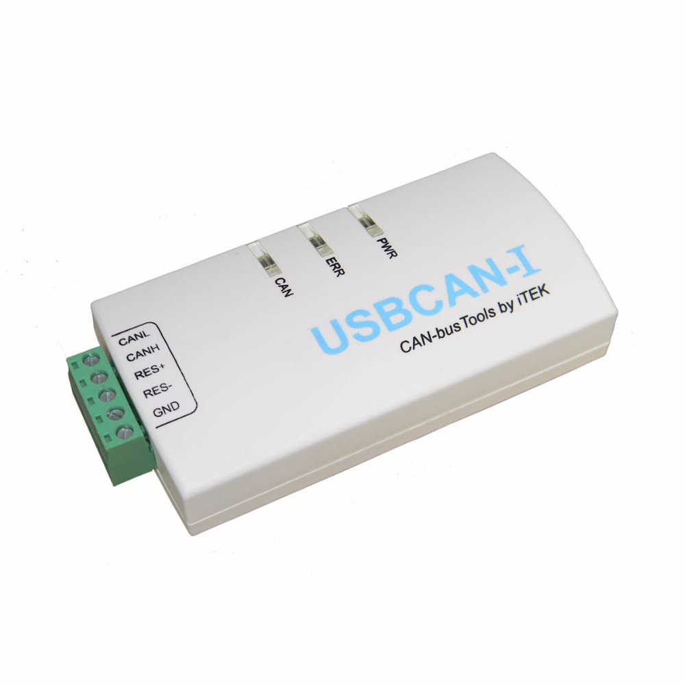 USB CAN USBCAN-I CAN Analyzer Compatible With Zhou Li Gong CAN Box CAN Card