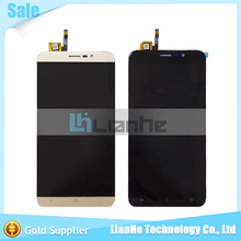 100% Tested Well  For Cubot Note S LCD Display Touch Screen Digitizer Panel Sensor for cubot note s lcd Assembly Free Ship