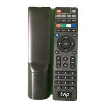 מקורי מכירה לוהטת TVIP שלט רחוק עבור Tvip410 Tvip412 Tvip415 TvipS300 TVIP V605 שחור צבע tvip מרחוק בקר עם BT