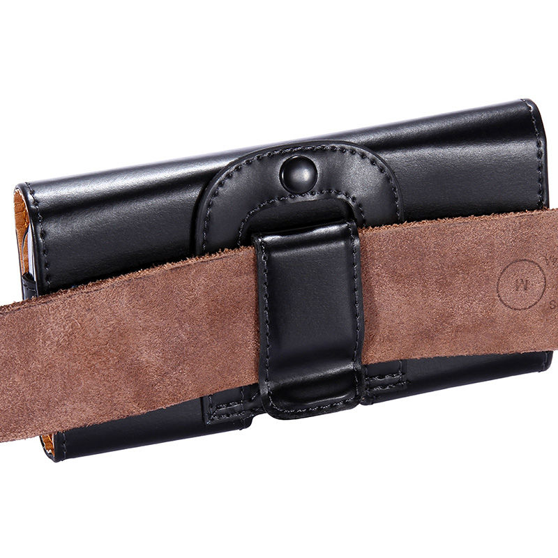 Clothing, Shoes & Accessories Energetic Men Universal Phone Case Outdoor Belt Clip Pouch Holster Wallet Cover Case For Meizu Pro 6 5-5.2inch Leather Bags Selected Material
