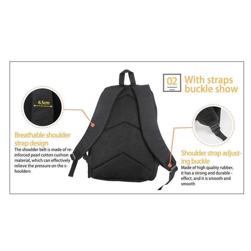 THIKIN Children School Bags for Kids Girls Cartoon Nurse Printing Schoolbag Backpacks Teenagers Cute Shoulder Bags Girls Bookbag