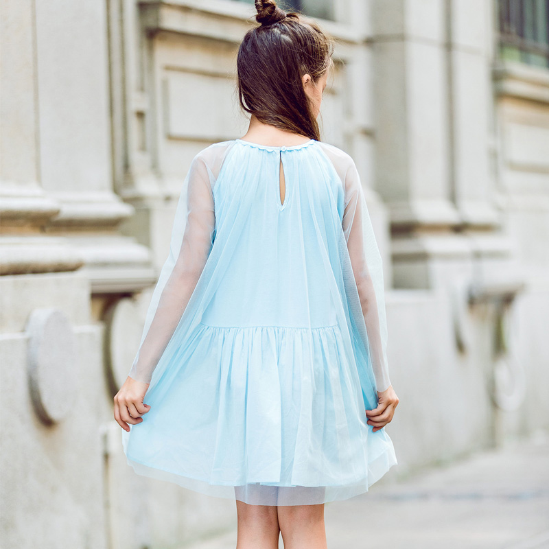 W.L.MONSOON Kids Wedding Dresses Girls Party Dress Children Clothes ...