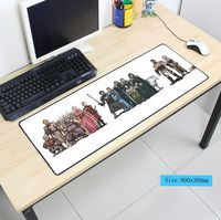 뜨거운 판매 게임 마우스 패드 800x300x3 미리메터 노트북 padmouse notbook 컴퓨터 게임 마우스 패드 게이머