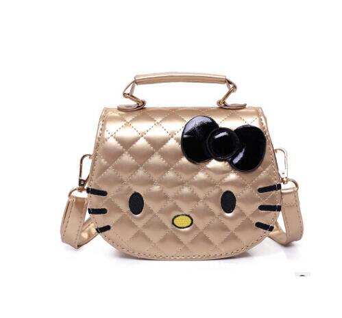 1276aac80f Dropwow 2018 New designers mini cute bag children hello kitty ...