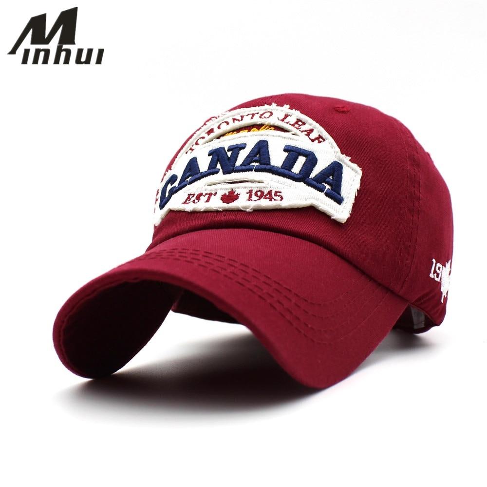 Minhui Unisex nueva moda 1945 letras sombrero mujer gorra de béisbol - Accesorios para la ropa