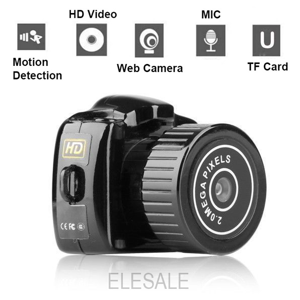 480P 2017 Digital HD CMOS 2.0 Camera Video Audio Mini Camera Small Camcorde DV DVR Recorder Web Cam 480p 2017 digital hd cmos 2 0 camera video audio mini camera small camcorde dv dvr recorder web cam