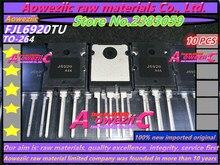 Aoweziic 100% nuovo originale importato FJL6920TU FJL6920 J6920 TO 264 Ad Alta potenza di alimentazione triodo N 1500 V 20A