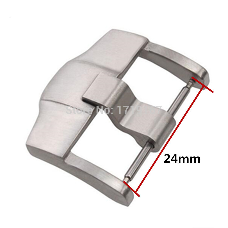 For Audemars 22mm 24 mm New steel Brushed <font><b>Watch</b></font> <font><b>Band</b></font> Strap Pin buckle / Clasp For <font><b>AP</b></font> <font><b>Watch</b></font> <font><b>band</b></font>+ Tool image