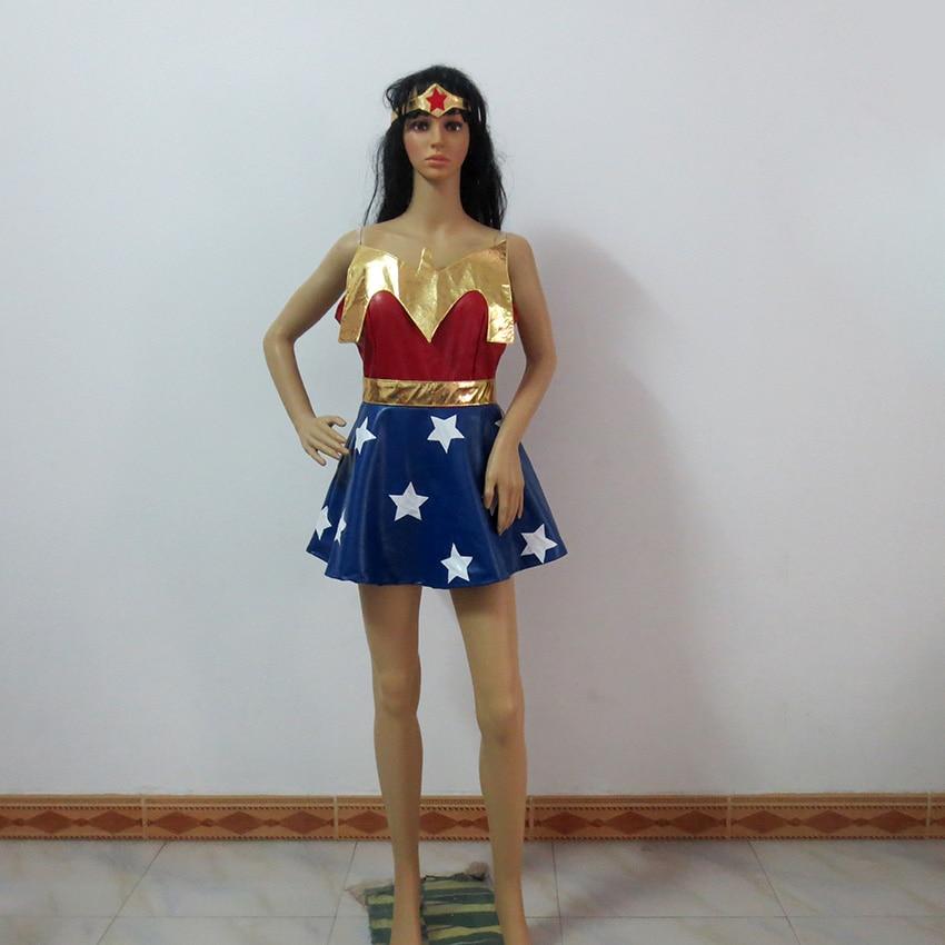 Batman V Superman Dawn Of Justice Wonder Woman Cosplay -2911