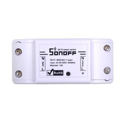 Itead Sonoff Grundlegende Wifi Schalter DIY Drahtlose Fernbedienung Domotica Licht Smart Home Automation Relais Modul Controller Arbeit mit Alexa