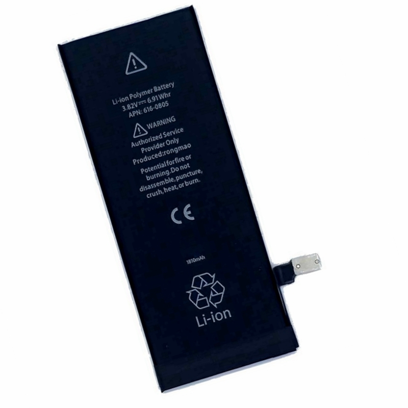 Supersedebat 1810MAh Real Capacity For Iphone 6 Battery High-quality Accumulator Bateria For Apple IPhone 6 Battery Cellphone