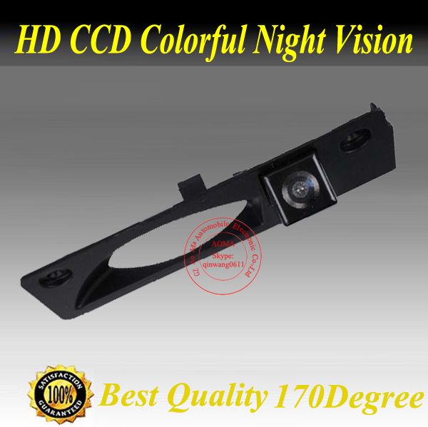 Facory Hot Selling waterproof HD CCD car reverse parking camera for Honda 2008 Odyssey +Free Shipping