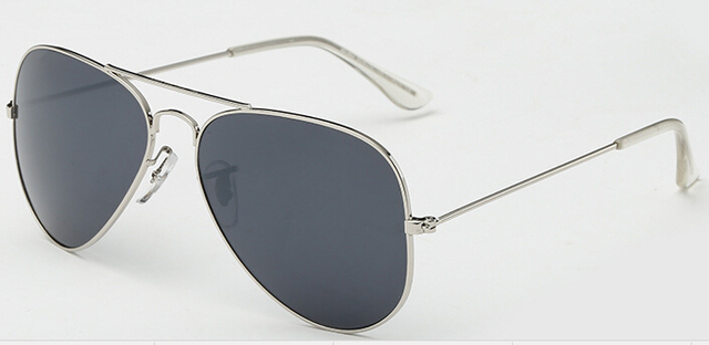 2020 pilot aviation sunglasses men