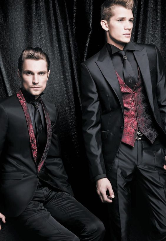 2017 Latest Coat Pant Design Black Pattern Wedding Suits for Men Slim Fit 3 Piece Tuxedo Groom Suit Custom Prom Blazer Masculino