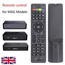 Replacement Remote Control for Mag 250 254 255 256 257 260 261 270 352 IPTV Box Original(China)