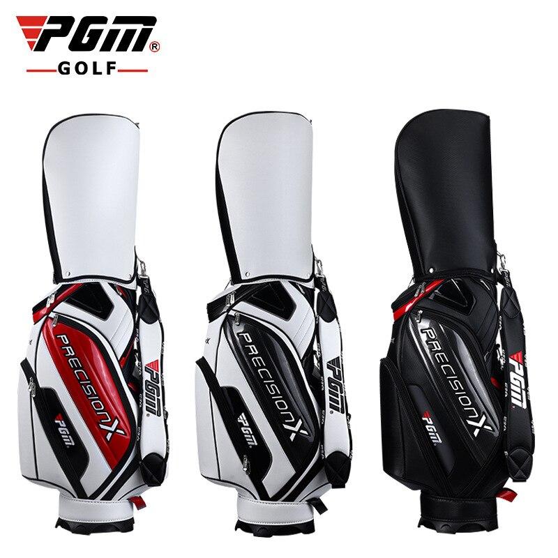 Brand new golf standard sac PU étanche balle PGM balle de golf sac
