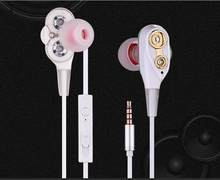 Original CHEORHOIG H20 Professional In-Ear Earphone Double moving circle Sound Quality Music Earphone High-End Brand Headset(China)