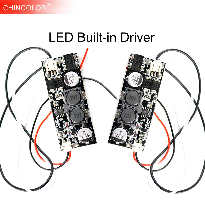 LED Driver Built-in Power Supply 300mA (12-18)x1W AC/DC12-24V To DC 30V~60V 12W 14W 15W 16W 18W DIY LED Bulb Lamp Spotlight JQ
